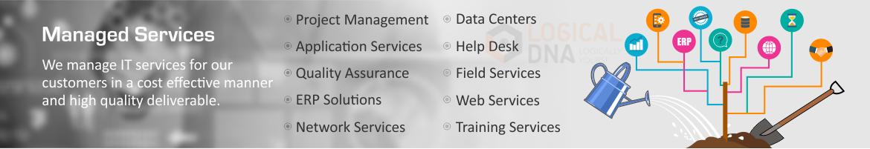 Logicaldna managed services
