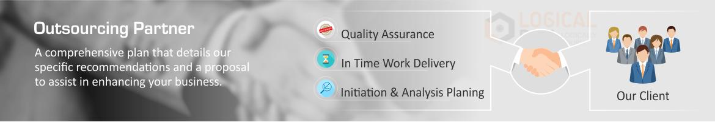 Logicaldna outsourcing partner service