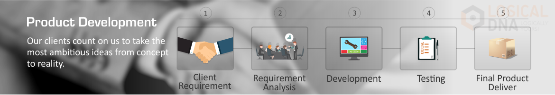 Logicaldna product development service