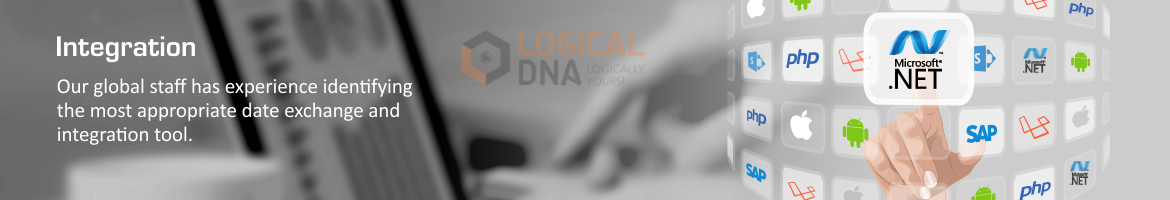 Logicaldna integration service
