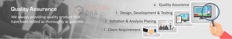 Logicaldna quality assurance service